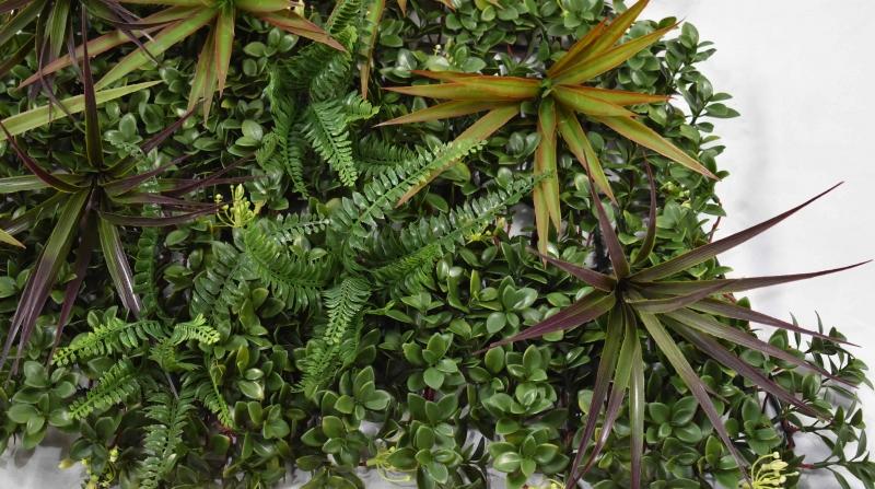 仿真植物盆景仿真景观树在行业中的发展