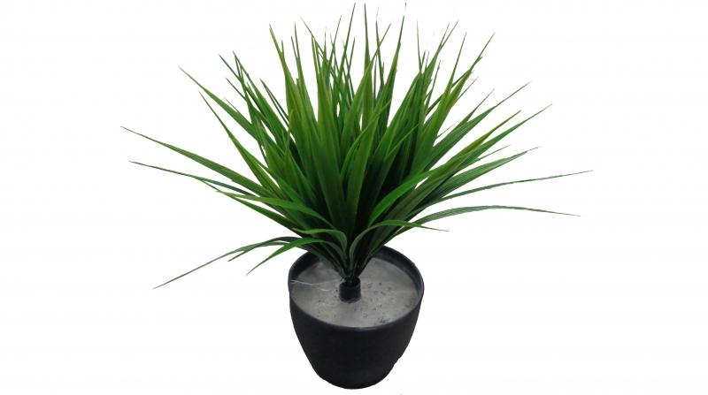 仿真植物墙仿真植物的装饰原则