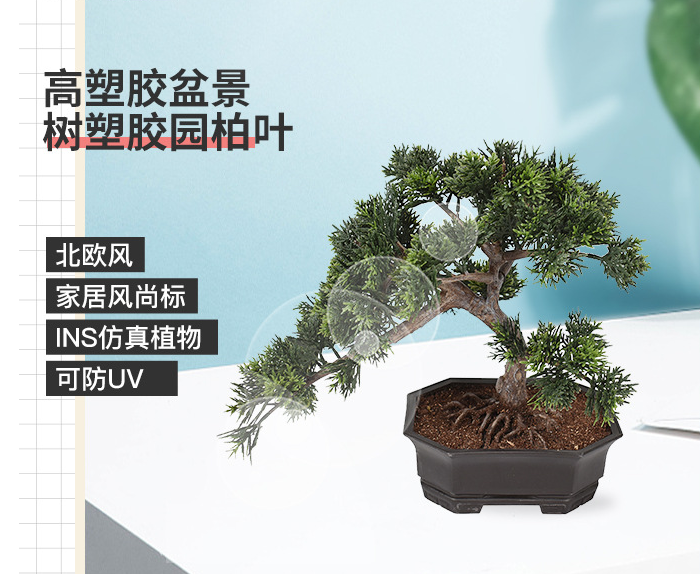 帮你快速了解仿真植物